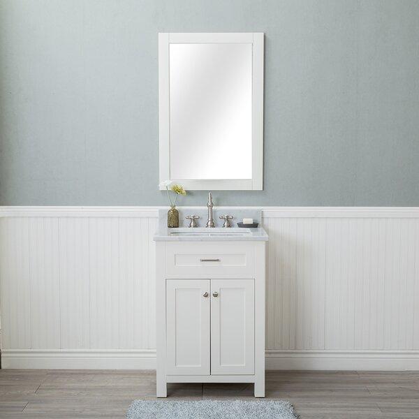 Costin 24 Single Bathroom Vanity Set with Mirror by Red Barrel Studio