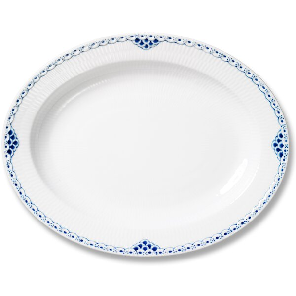 Princess Oval Platter by Royal Copenhagen