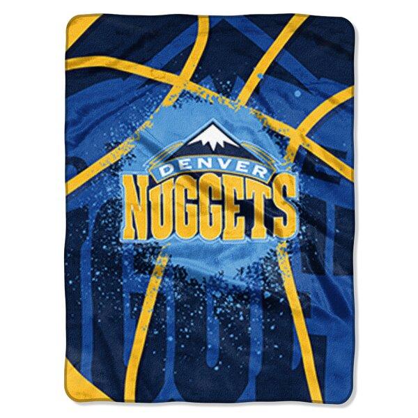 NBA Shadow Play Raschel Throw by Northwest Co.