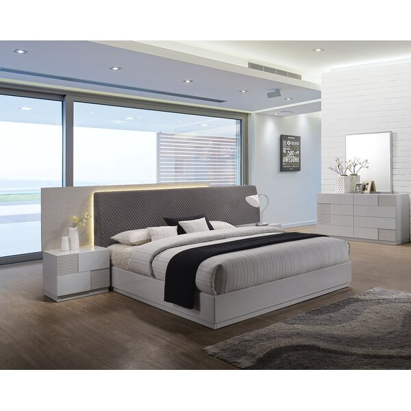 Lyset Platform Bedroom Set by Latitude Run