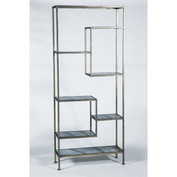 Grena Etagere Bookcase by Orren Ellis