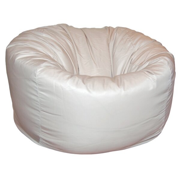 Wide Bean Bag Chair by Harriet Bee