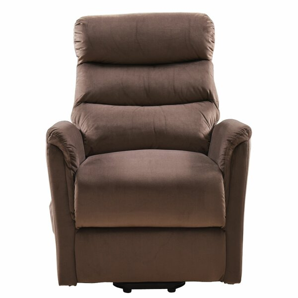 Cassius Electric Lift Power Recliner by Red Barrel Studio