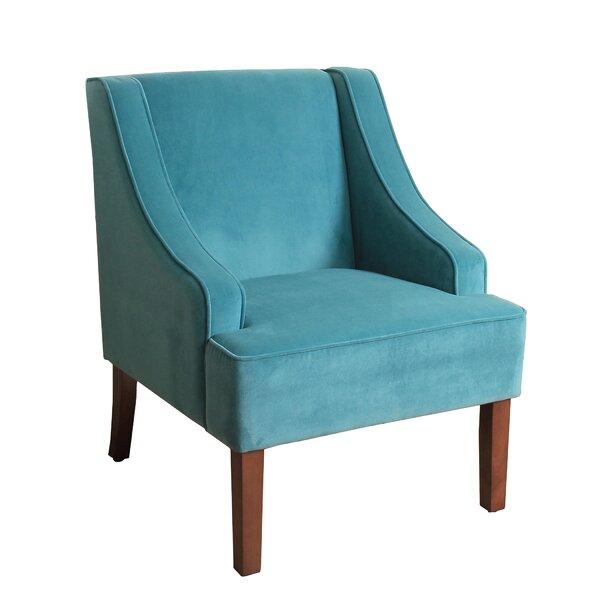 Krantz Swoop Armchair By Andover Mills