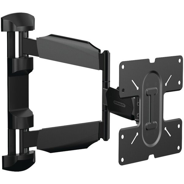 Full-Motion TV Wall Mount for 26-42 Flat Panel Screens by Stanley Tools