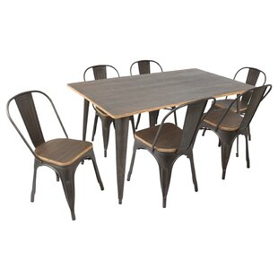 Great Claremont 7 Piece Dining Set. By Trent Austin Design