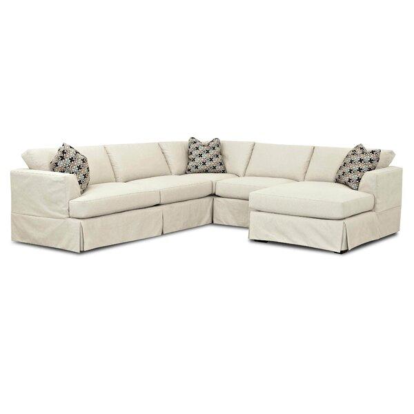 Warner Modular Sectional By AllModern Custom Upholstery