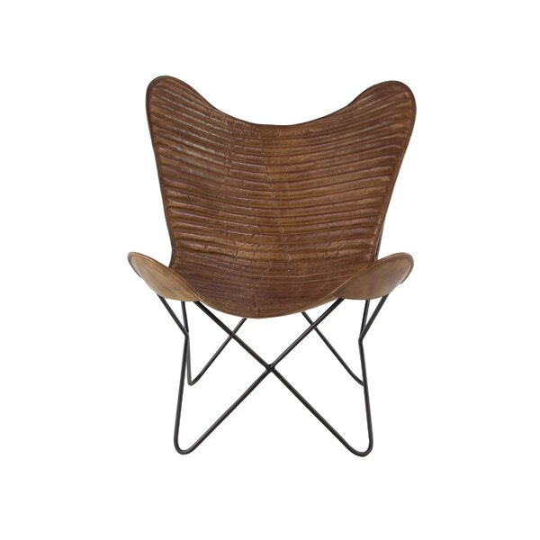Wellfleet Modern Butterfly Side Chair by Union Rustic