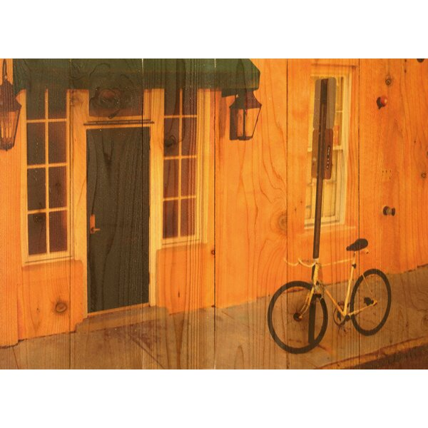 Curb Appeal Photographic Print by Gizaun Art