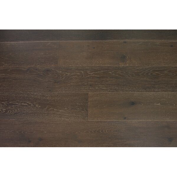 Bergen 7-1/2 Engineered Oak Hardwood Flooring in Carob by Branton Flooring Collection