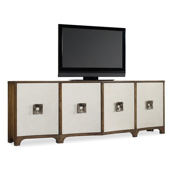Melange 92 TV Stand by Hooker Furniture