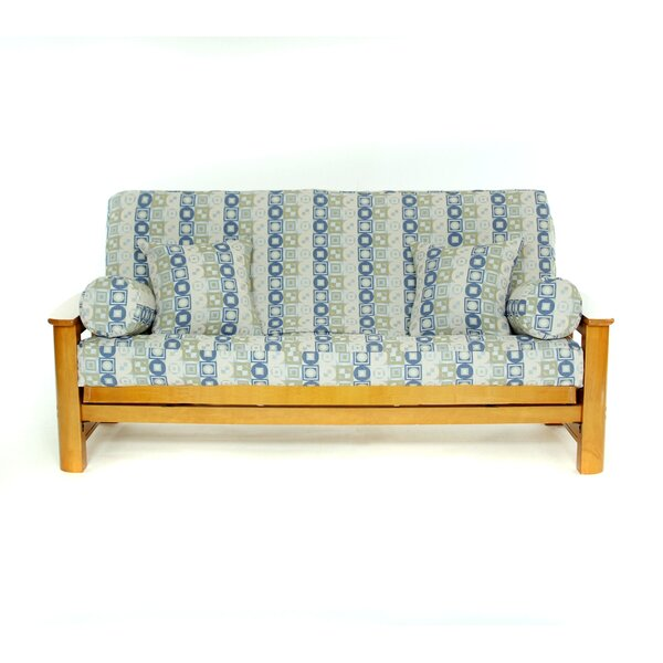 Spa Box Cushion Futon Slipcover by Lifestyle Covers