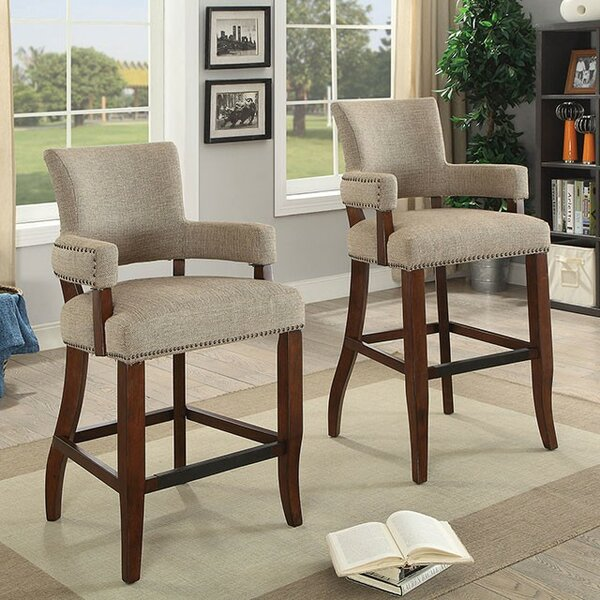 Trever Club Chair (Set of 2) by Alcott Hill