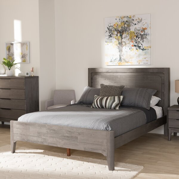 Adelaide Queen Platform Bed by Modern Rustic Interiors