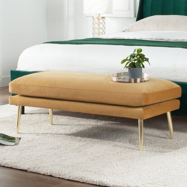Ola Upholstered Bench by Corrigan Studio Corrigan Studio