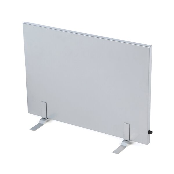 Personal Space Heaters 150 Watt Wall Mounted Electric Radiant Panel Heater by Cozy Products