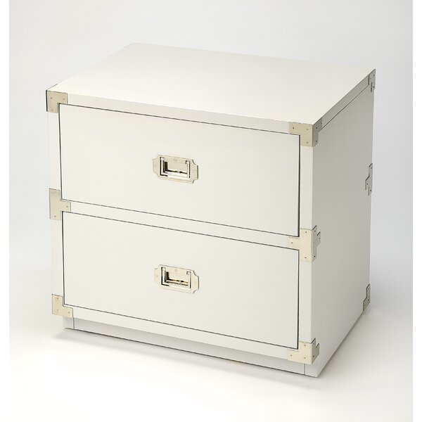 Wimbled 2 Drawer Accent Chest by Everly Quinn Everly Quinn