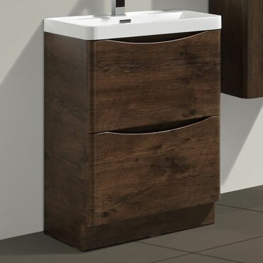 Blondene Modern 24 Single Bathroom Vanity Set by Trent Austin Design