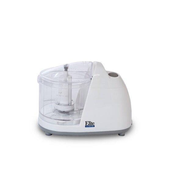 Cuisine 1.5-Cup Mini Food Chopper by Elite by Maxi