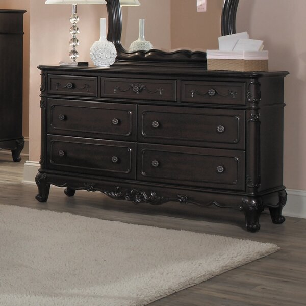 Mckittrick 7 Drawer Dresser by Alcott Hill