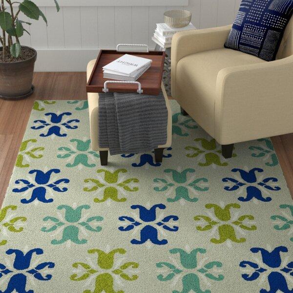 Stepanie Multi Indoor/Outdoor Area Rug by Winston Porter