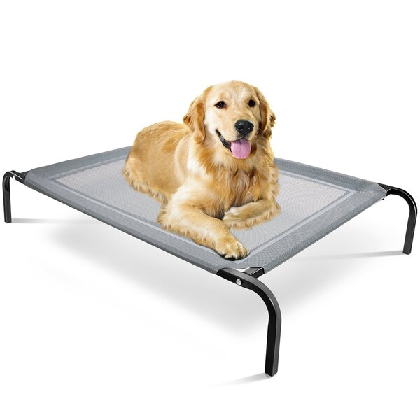 Travel Gear Steel Framed Portable Elevated Pet Bed