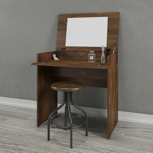 Seeley Vanity with Mirror by Trent Austin Design