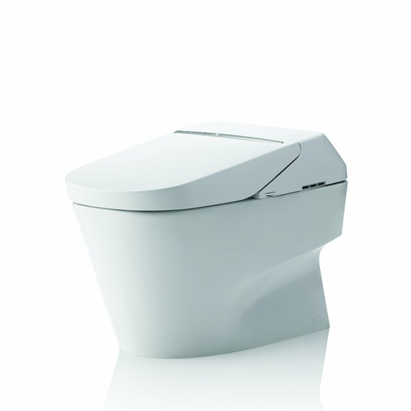 Neorest Dual Flush Elongated Toilet Bowl by Toto