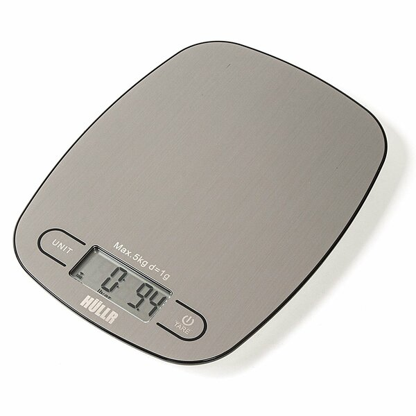 Stainless Steel Multifunction Digital Kitchen Kitchen Scale by HULLR