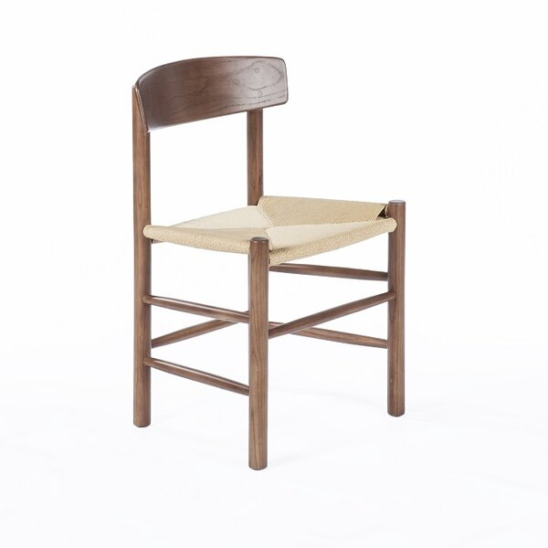 Skein Solid Wood Dining Chair by dCOR design