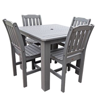 Phat Tommy Lehigh 5 Piece Dining Set ByBuyers Choice