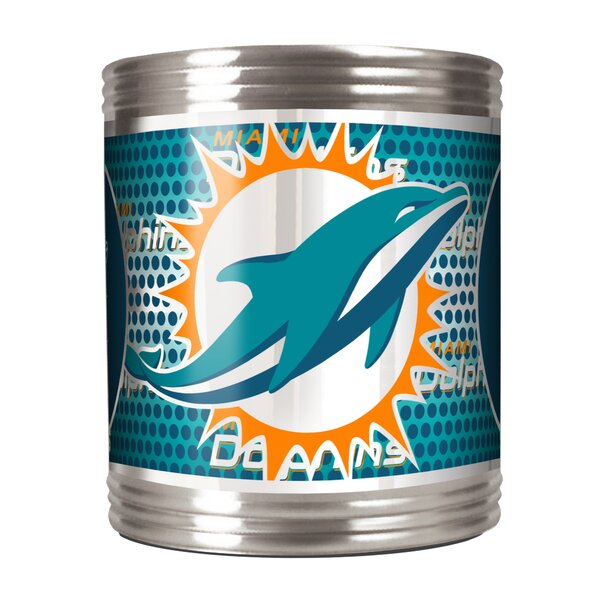 NFL Stainless Steel Can Holder by Team Pro-Mark