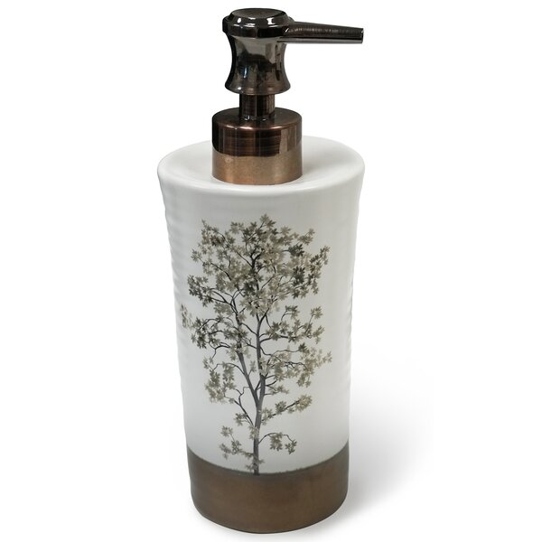 Claverack Lotion and Soap Dispenser by Charlton Home