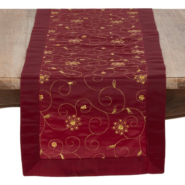 Raycliff Table Runner by Astoria Grand