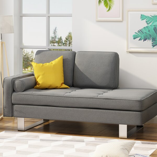 Tess Chaise Lounge By Orren Ellis