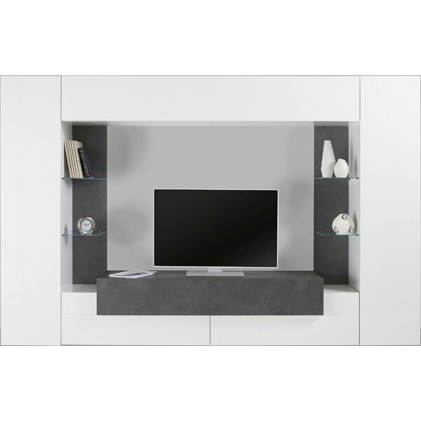 Lumpkins Hutch Entertainment Center For TVs Up To 43
