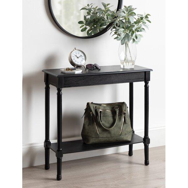 Orton Wood Rectangular Console Table W001474665