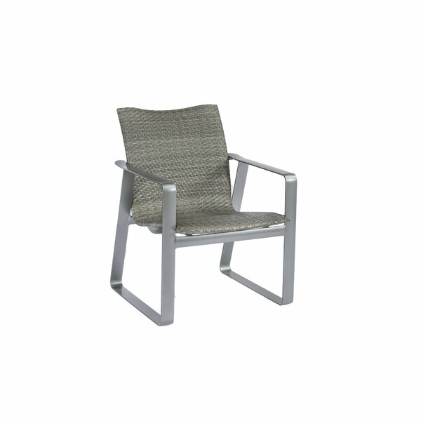 Samba Stacking Patio Dining Chair by Tropitone