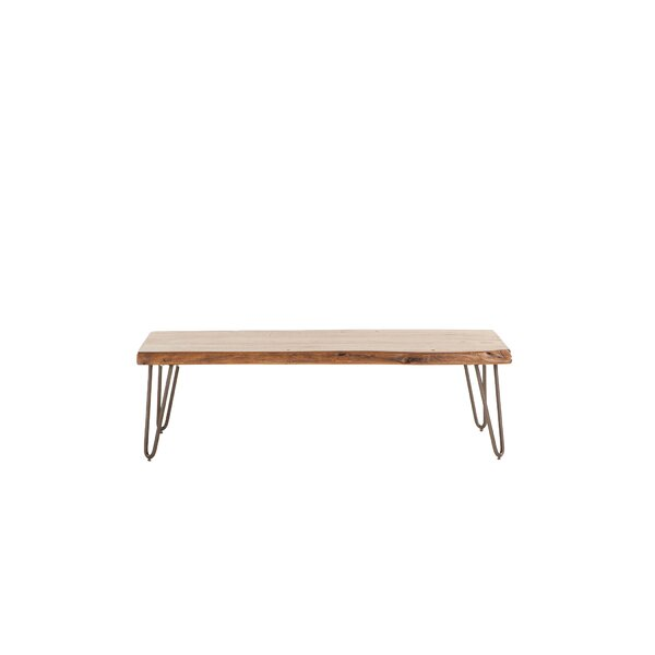 Allred Coffee Table by Union Rustic
