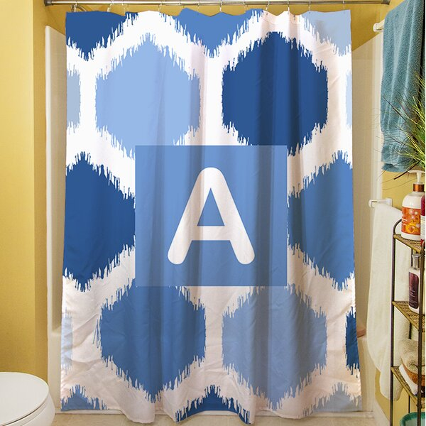 Sandell Shower Curtain by Latitude Run