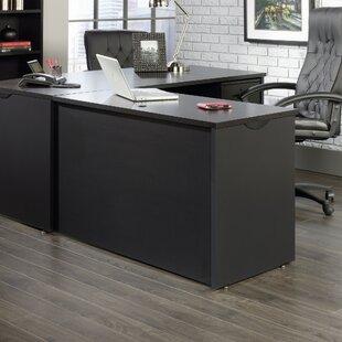 Castalia L-Shape Executive Desk with Hutch