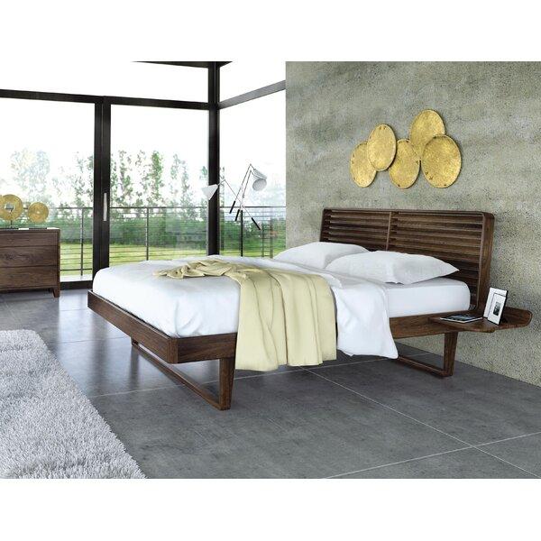 Contour Platform Bed by Copeland Furniture