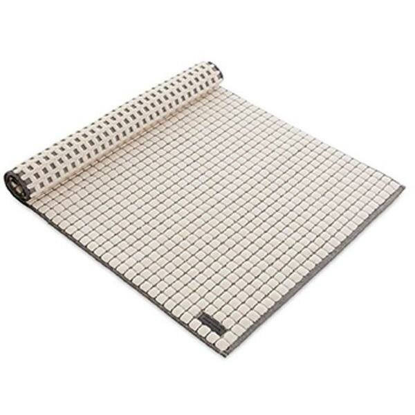 Ching Check Structure Absorbent Cotton Bath Rug by Gracie Oaks