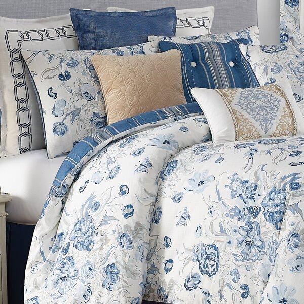 Ardenelle Floral Comforter Set