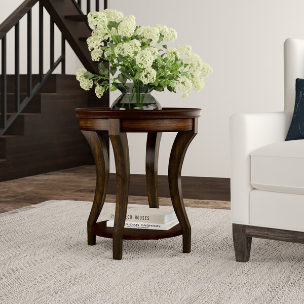 Belmont Oval End Table by Fairfield Chair