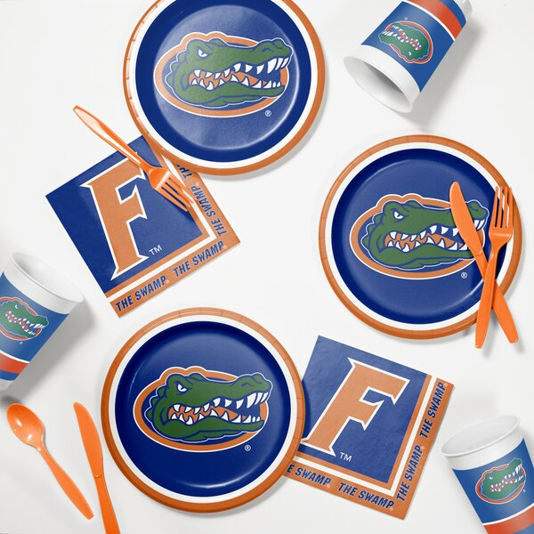 60 Piece Plate Set by Creative Converting