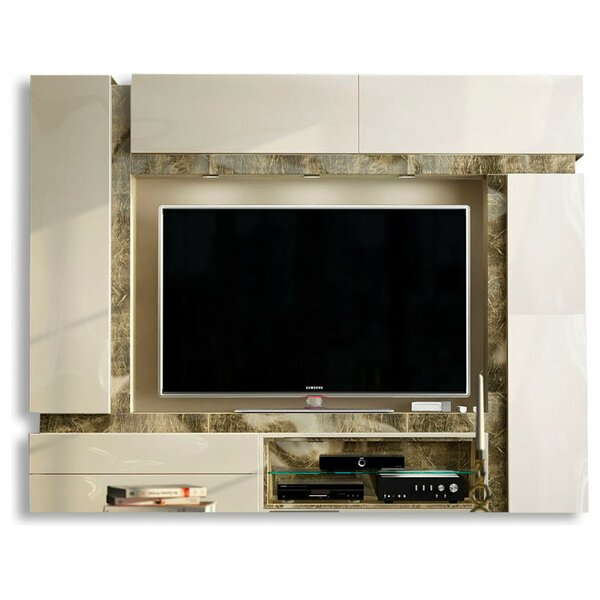 Review Jeramiah Entertainment Center For TVs Up To 78