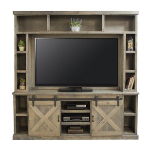 Pullman Entertainment Center For TVs Up To 85 Rustic Entertainment Center E34