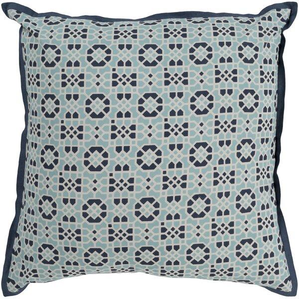 Francesco Bohemian Global Cotton Throw Pillow by Surya