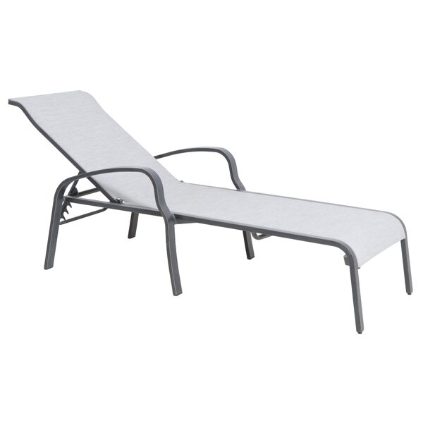 Safwan Reclining Chaise Lounge (Set of 2) by Ebern Designs Ebern Designs